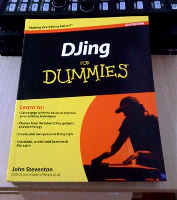 DJing for Dummies - Hi Vibes